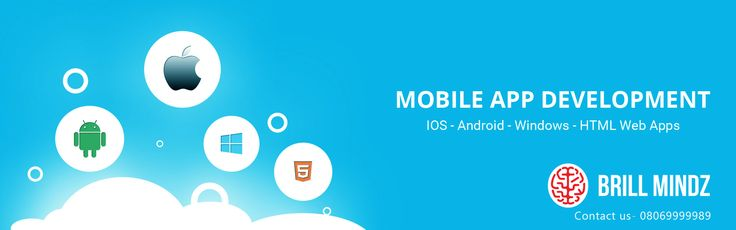 Brill Mindz Technologies is one of the top mobile application development company that started making Android, Windows and iOS apps. We have provided best in class service in mobile app development outsourcing services till date. When you choose Brill Mindz, you are partnering with most cost-effective team that has been designing and developing feature-rich mobile apps for years. Visit: http://dubaibrillmindz.com/mobile-app-development-dubai/