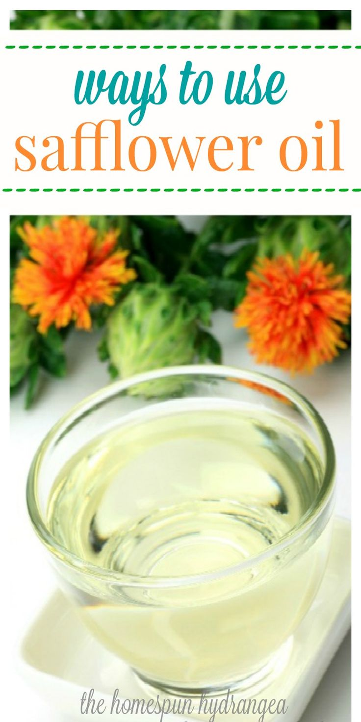 See all of the ways to use safflower oil and see if this isn't an oil you can benefit from!