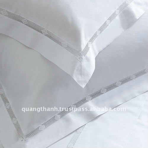 Hand Hemstitch Bed Sheet - Buy Bed Sheet,Embroidery Bed Sheet,Bedding Set Product on Alibaba.com