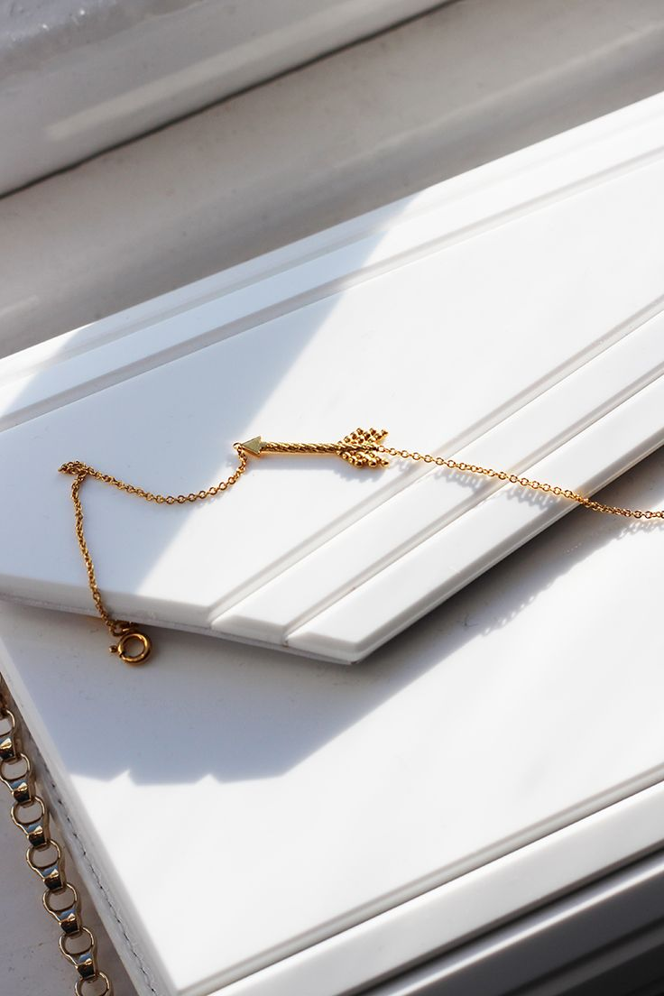 Phoebe Coleman Arrow Bracelet | The Elgin Avenue