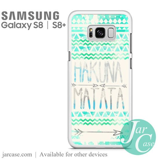 hakuna matata aztec arrow Phone Case for Samsung Galaxy S8 & S8 Plus