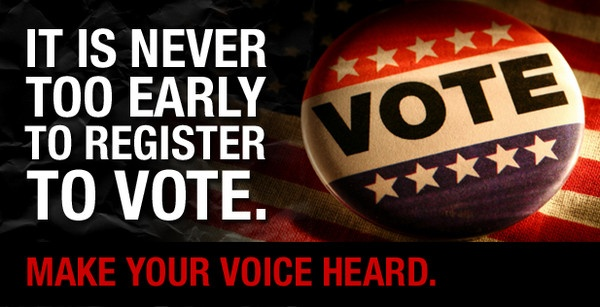 Nevada democrats lead republicans in voter registration for July