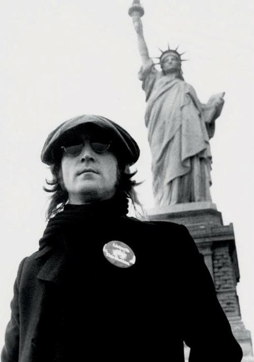 john lennon the man who changed the world Them bespeak the spirit of the late john lennon, the man of peace, the man of  music  of one of the greatest collaborations in the history of modern popular  music  in 1960, two name changes later (the first, in 1959, was to johnny and  the.