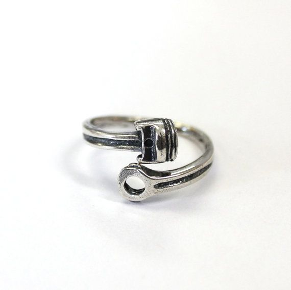 Hey, I found this really awesome Etsy listing at https://www.etsy.com/listing/224566994/piston-ring-rod-and-piston-ring-silver