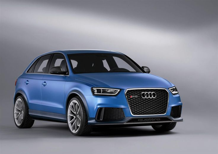 Audi RS Q3 concept @Pechino 2012: Audi Rs, Rs Concept, Audi Q3, Cars, Rsq3, Rs Q3, Concept Cars, Q3 Rs, Q3 Concept