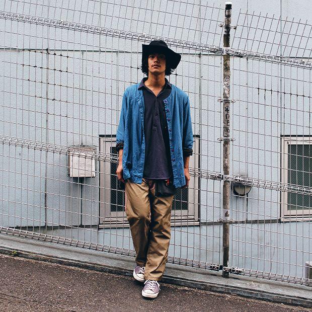 ドロップスナップ!奥冨直人 (おくとみ なおと), ショップオーナー (BOY) | droptokyo