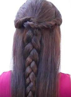 Greek Goddess Hairstyles Back View