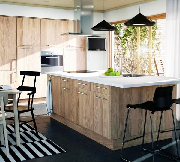 52 best Design images on Pinterest Bathroom, Bathrooms and - ikea küche udden