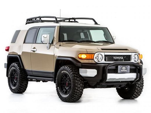 2014 Toyota FJ Cruiser Ultimate Edition Price and Release Date