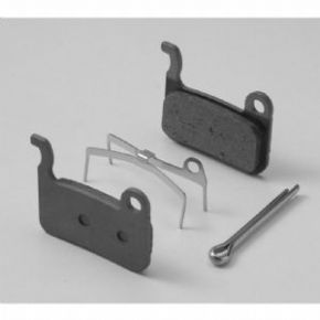 Shimano XTR M07TI disc brake pads and spring - •M07TI Shimano disc brake pads•Titanium back plate improves rigidity and is lightweight•Resin compound•Pair of pads for one brake•Includes spring http://www.MightGet.com/february-2017-1/shimano-xtr-m07ti-disc-brake-pads-and-spring-.asp