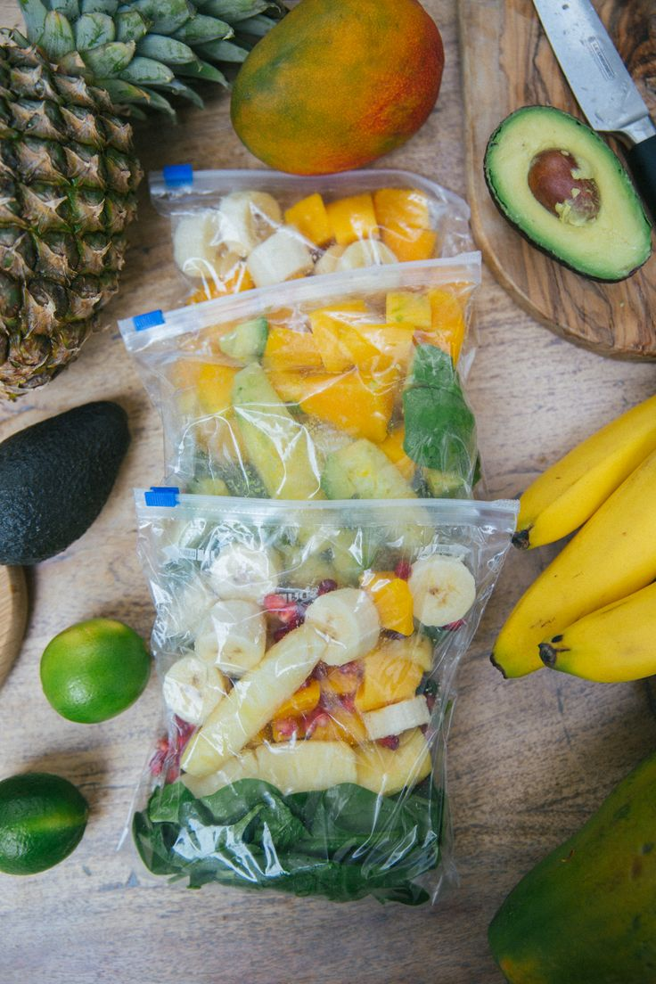 Make Ahead Smoothies – The Londoner