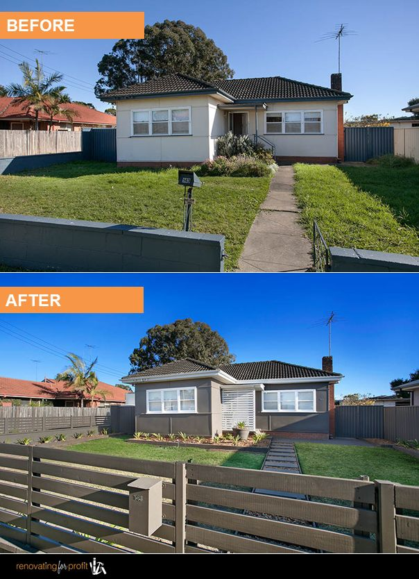 See more amazing renovations from Cherie Barber at: www.renovatingforprofit.com.au