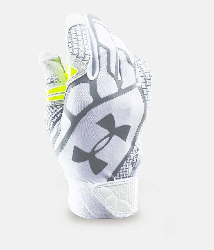 Men's UA Motive II Baseball Batting Gloves | Under Armour US