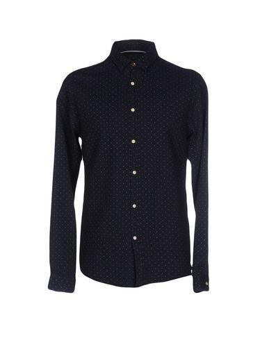 Prezzi e Sconti: #Originals by jack and jones camicia uomo Blu scuro  ad Euro 45.00 in #Originals by jackjones #Uomo camicie camicie