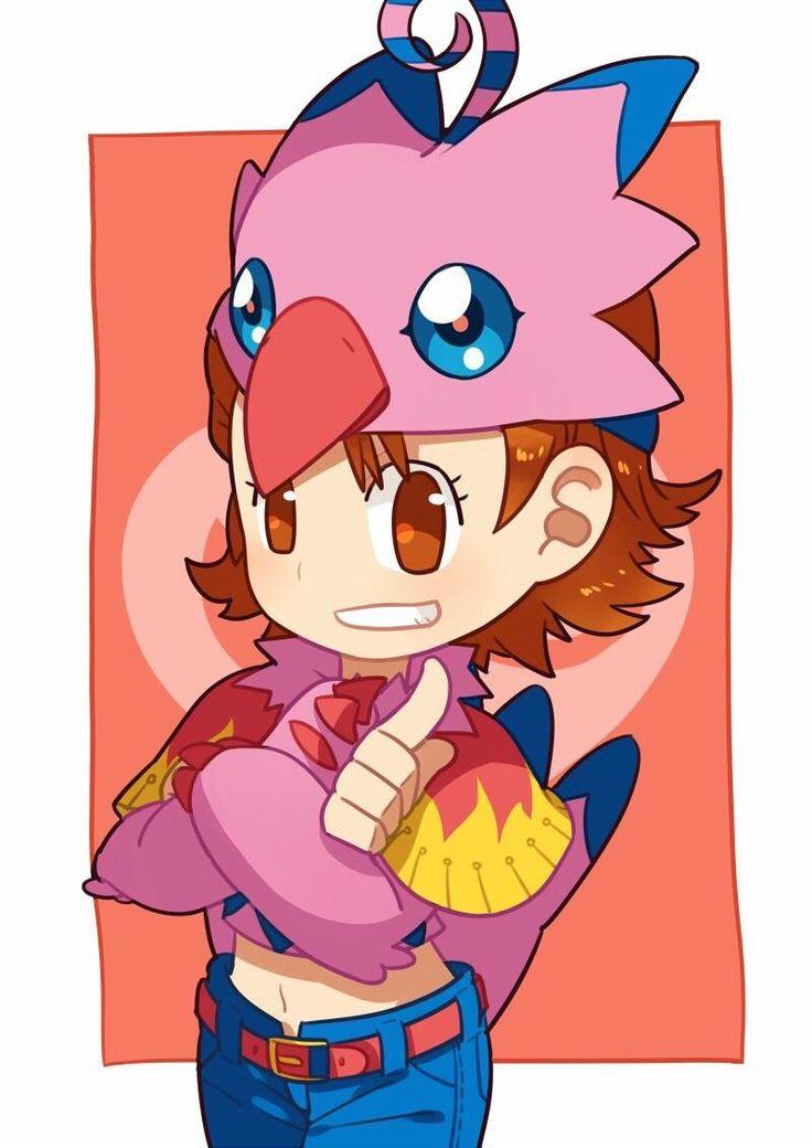 Digimon Sora Xxx 28