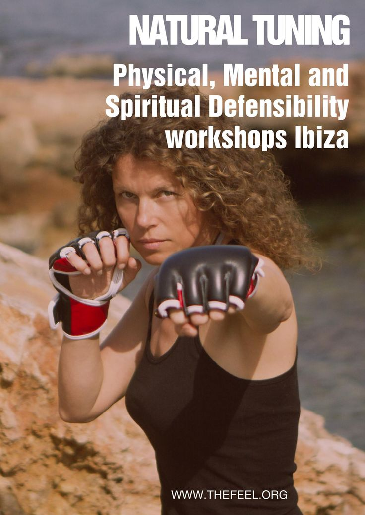 #Ibiza Natural Tuning - allow yourself to be original! For everybody who wants to work on her/himself in an active and energizing way. Playfully using martial art and oriental philosophy. www.thefeel.org