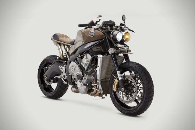 Classified Moto'dan Five-O 1000 - TeknOlsun