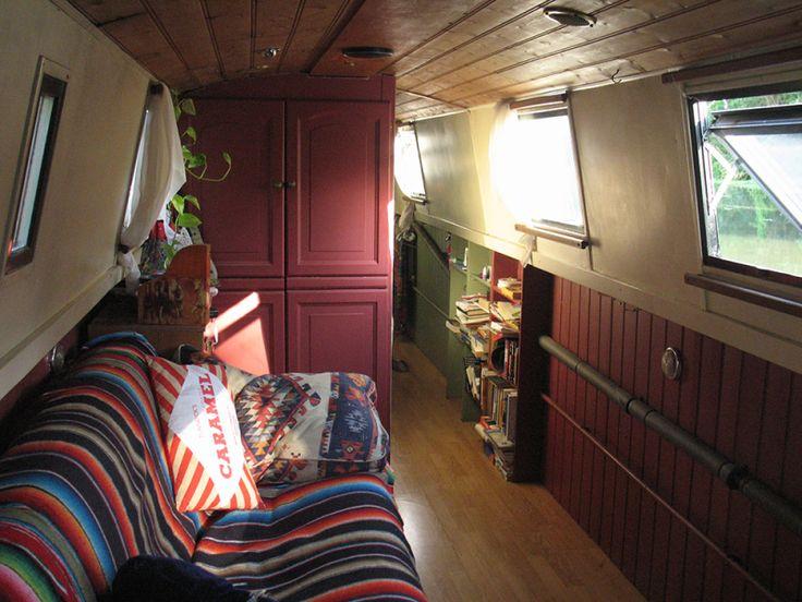 Lovely 65' narrow boat