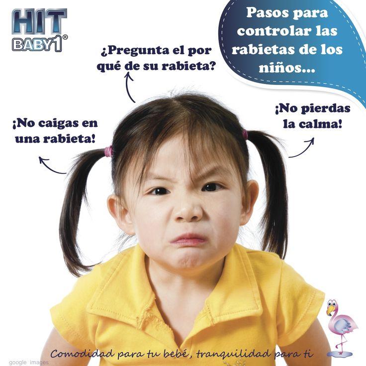 3 pasos para manejar las rabietas de los niños. No caigas en una rabieta. Pregunta a tu hijo el por qué de su rabieta o molestia. No pierdas la calma. #niños #rabietas #molestia #niñas
