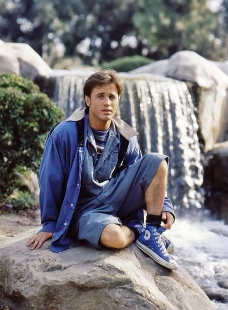 David Yost - Actor and blue power ranger