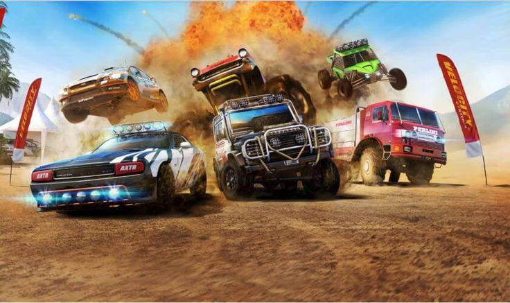 Download Asphalt Xtreme APK for Android - Latest Version