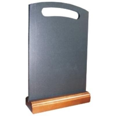 Tabletop Chalkboard with Handle Black Board with Wooden Base Menu, Specials, To Do List, Kitchen, Restaurant, Bar, Cafe www.bhma.co.uk 01353 665141