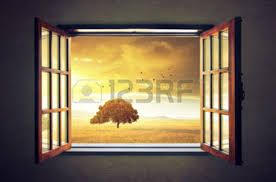 Image result for boy looking out bedroom window at night illustrations