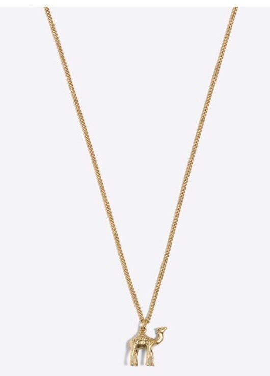 J. Crew Camel Pendant Necklace  #New #ForSale in my eBay closet