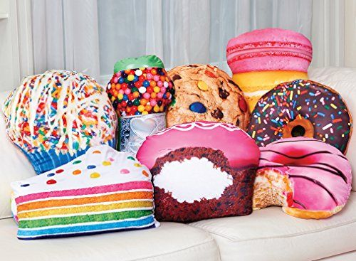 Fun, scented pillows! These would be great for a tween or for sleep away camp.