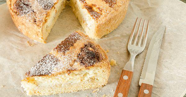 #Cassata al forno siciliana - dolcidee.it