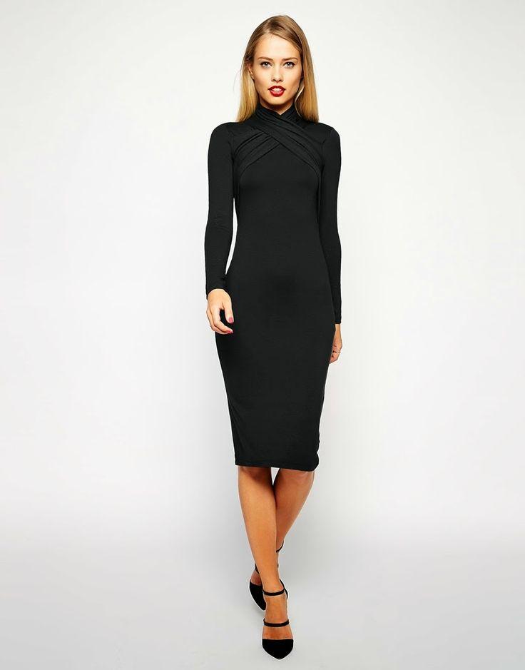 17  images about Knee Length Formal Dresses on Pinterest - Runway ...
