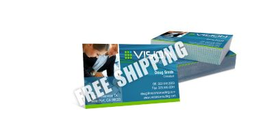 "#Blackpineprinting provides #Business Cards with Free #Shipping and standard sizes 3.5"" x 2"".You can order custom sizes by using the ""Any Trim Size"" option in the pricing calculator.  http://www.blackpineprinting.com/"