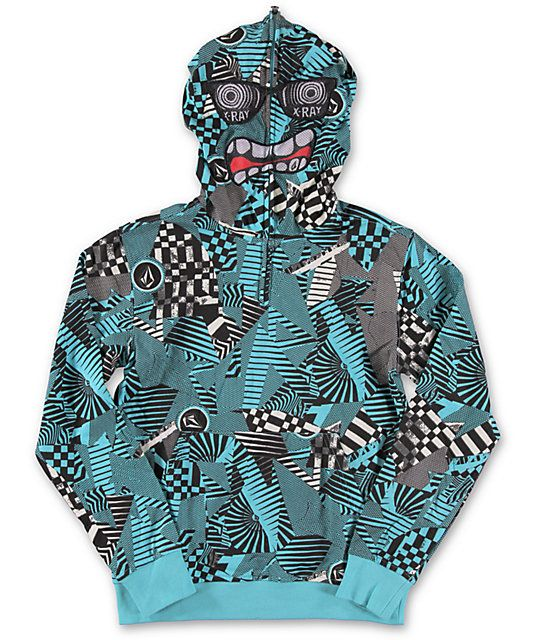 Hoodies that cover your face
