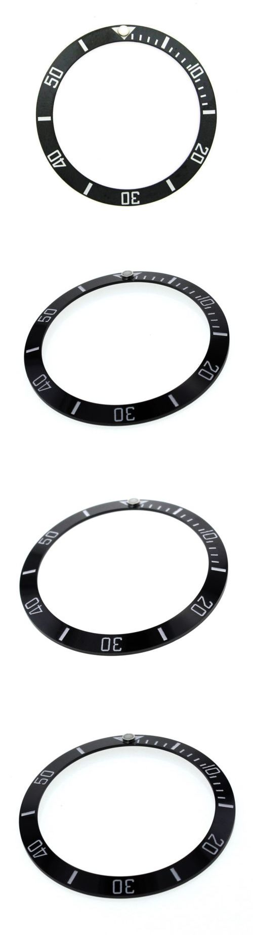 Bezels and Inserts 57714: Bezel Insert Ceramic For 40Mm Invicta Pro Diver 8926Ob 8926C Engraved Black BUY IT NOW ONLY: $59.9