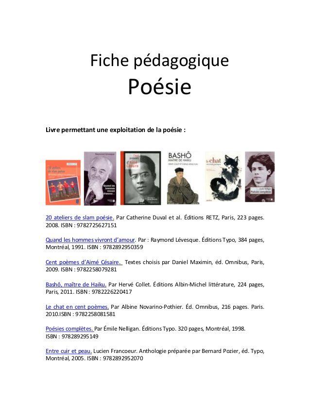60 best fiches p u00e9dagogiques images on pinterest