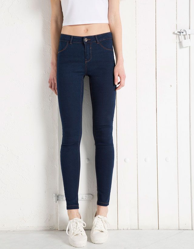 3995ft Jeans - WOMAN - Woman - Bershka Hungary
