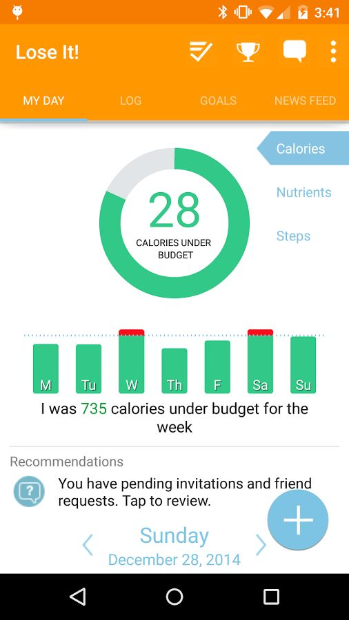 lose weight together app