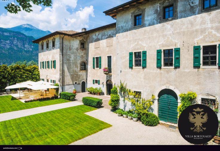 #Villa Bortolazzi. #ville #case #antico #casale
