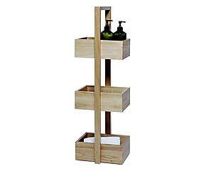 25+ beste ideeën over Badkamer accessoires hout op Pinterest - Spa ...