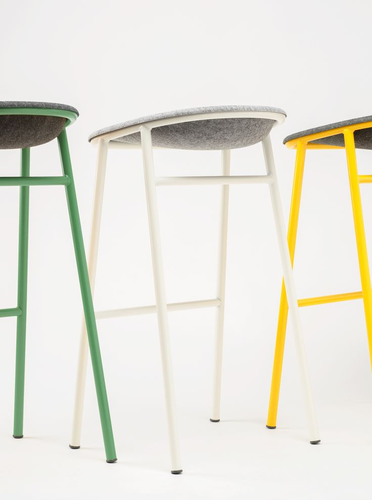 We make these chairs out of PET bottles... Want to know how?…