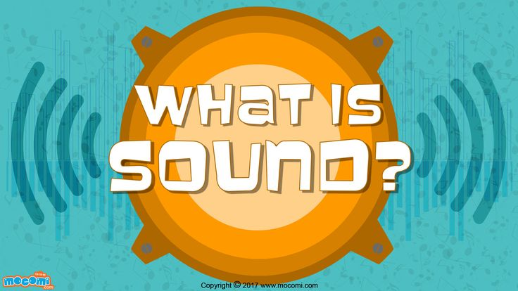 What is sound and its types?  - Sound is a longitudinal, mechanical wave caused by the back and forth vibration of the particles of the medium through which the sound wave is moving. For more #science stuff for kids, visit: http://mocomi.com/learn/science/