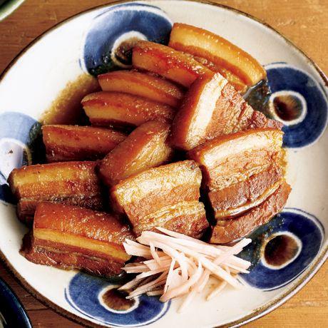 とろとろラフテー | 運天姿子さんの角煮・煮豚の料理レシピ | プロの簡単料理レシピはレタスクラブニュース