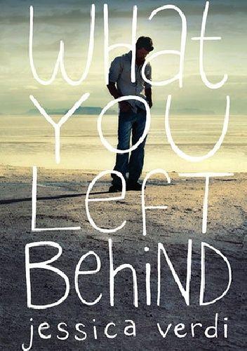 Okładka książki What You Left Behind