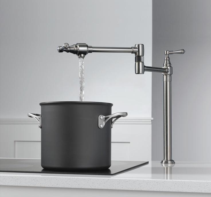 Brizo Pot Filler Kitchen Faucet