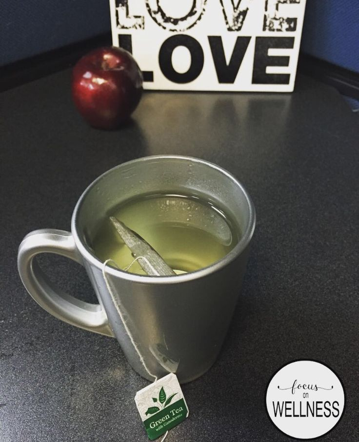 All you need Is love and Green tea