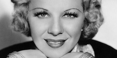 """Glenda Farrell.  1930s actress.  """"Not many silent-film actors could talk. So they shoved the ones that came from Broadway into everything. It all went so fast. I used to ask myself, 'What set am I on today?"""""""