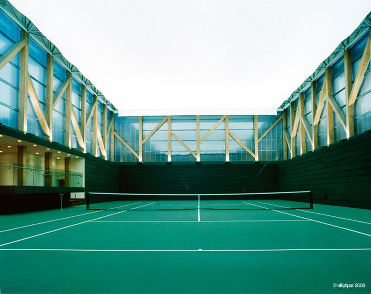 Tennis Court | Private Tennis Court, Westchester, NY