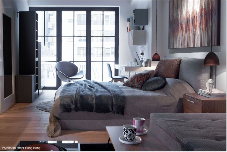 Your home away from home, the BoConcept brand stores are designed with you and your home in mind. In the Brand Stores, customers can see a furniture combination in a room that fits naturally into their home.