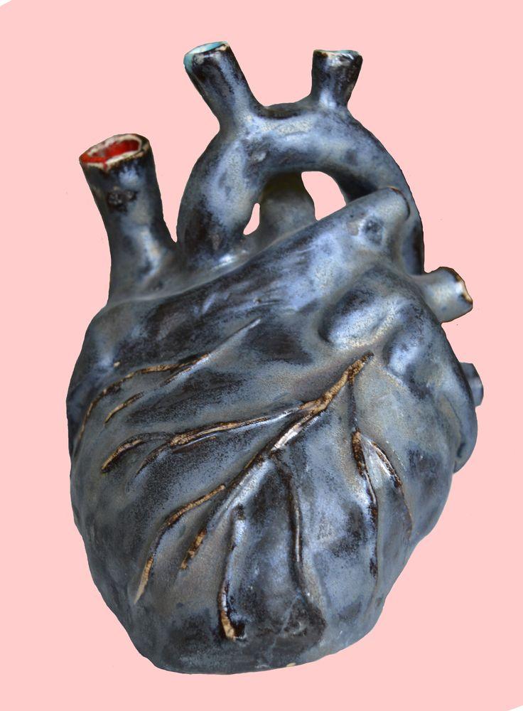 My ceramic heart