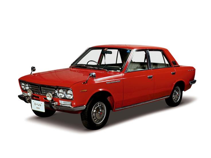 Laurel 1800 Deluxe B (1968)